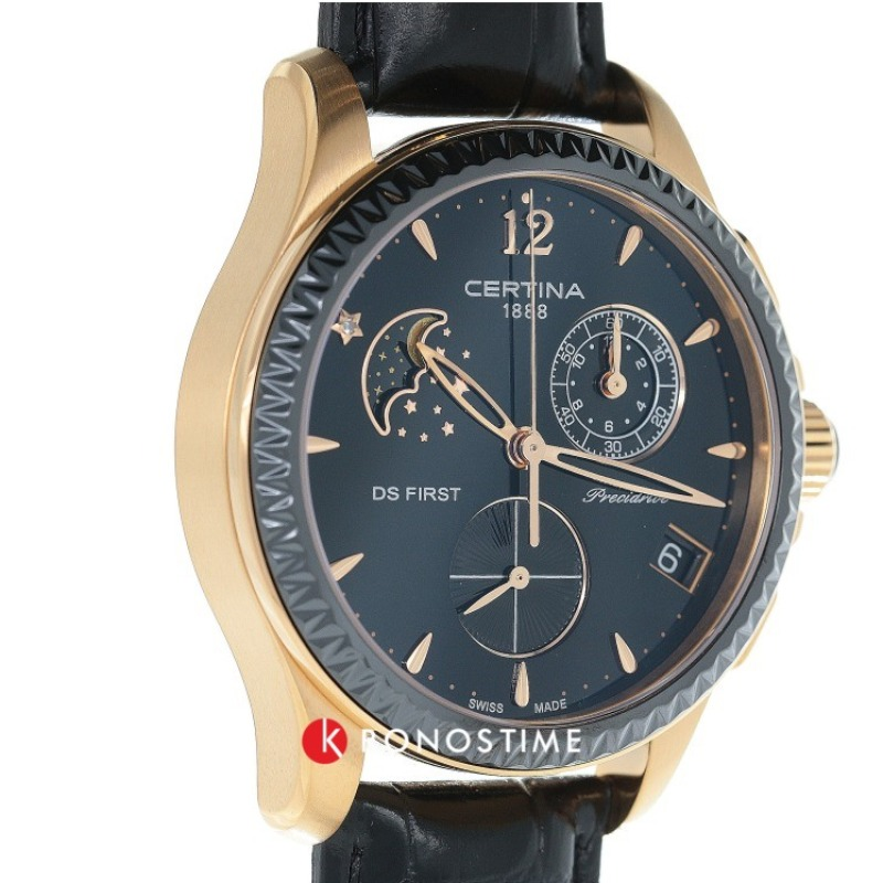 Фотография часов Certina DS First Lady Chronograph Moon Phase C030.250.36.056.00_33